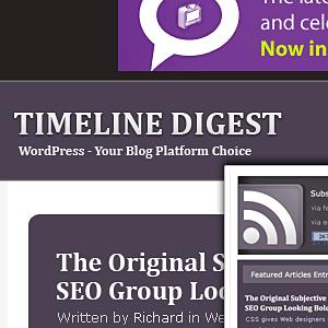 Timeline Digest DE